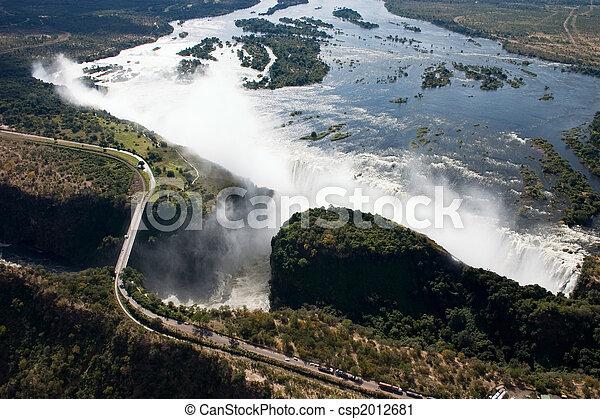 Victoria Falls - csp2012681