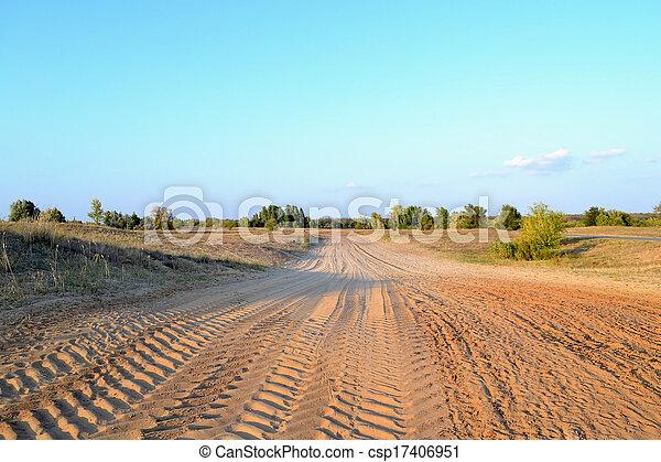 vidéki parkosít - csp17406951