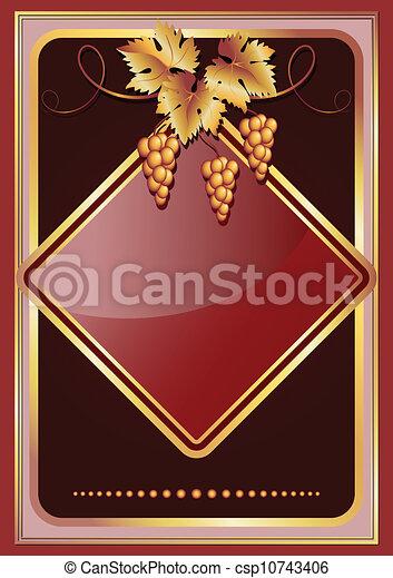 Decoro de viña - csp10743406