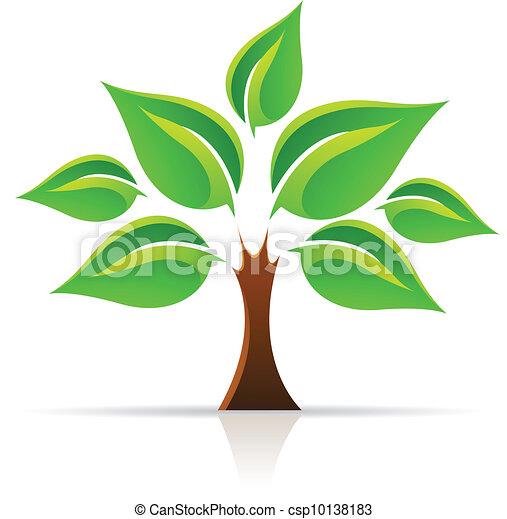 vida, árvore - csp10138183