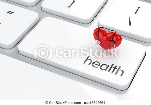 vida, conceito, saúde - csp16542661