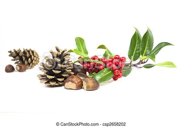 La Navidad sigue siendo vida - csp2658202