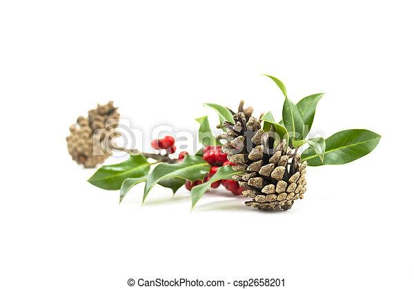 La Navidad sigue siendo vida - csp2658201