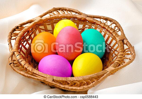 La Pascua sigue siendo vida - csp0588443