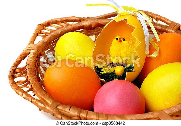 La Pascua sigue siendo vida - csp0588442