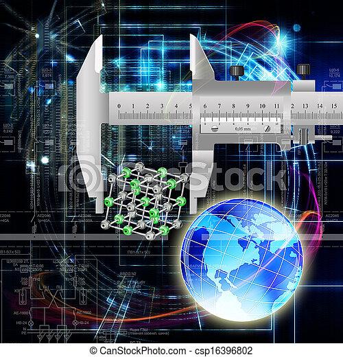 videnskab - csp16396802