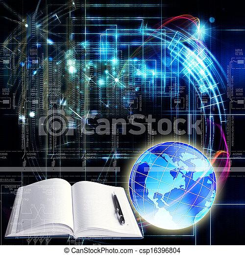 videnskab - csp16396804