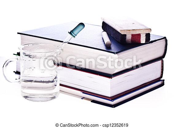 videnskab, undervisning - csp12352619