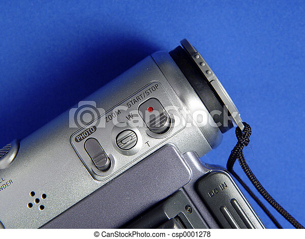 Video Camera - csp0001278