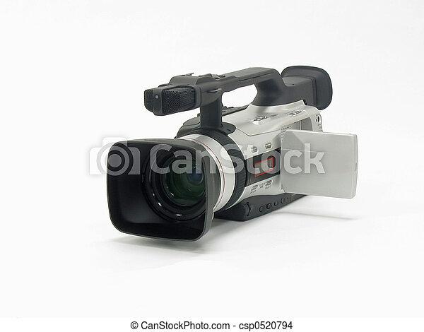 Video Camera - csp0520794