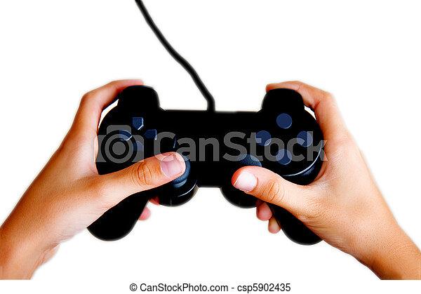 video game - csp5902435