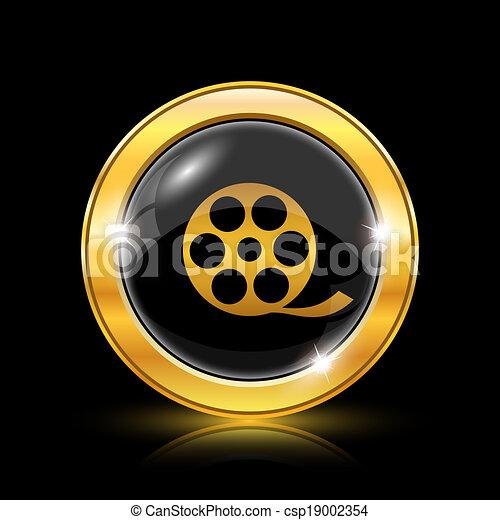 Video icon - csp19002354