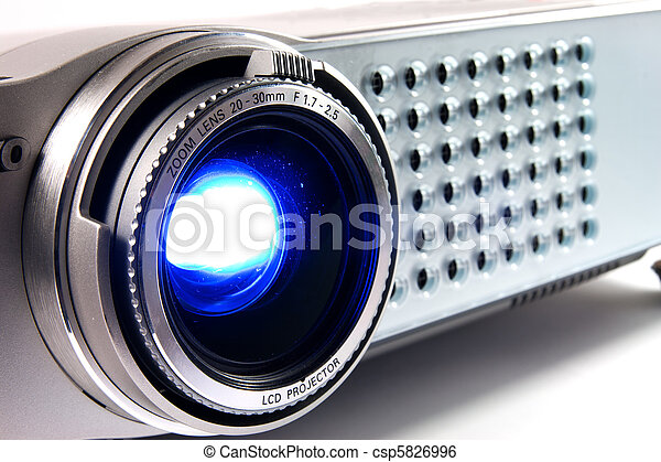 video projector - csp5826996