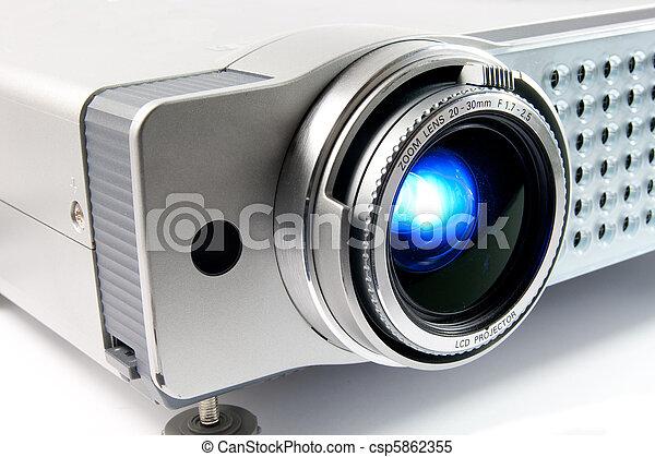 video projector - csp5862355