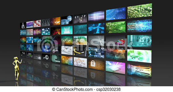 Video Streaming - csp32030238