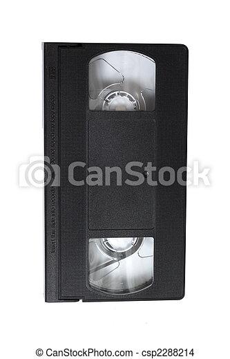 Video tape - csp2288214