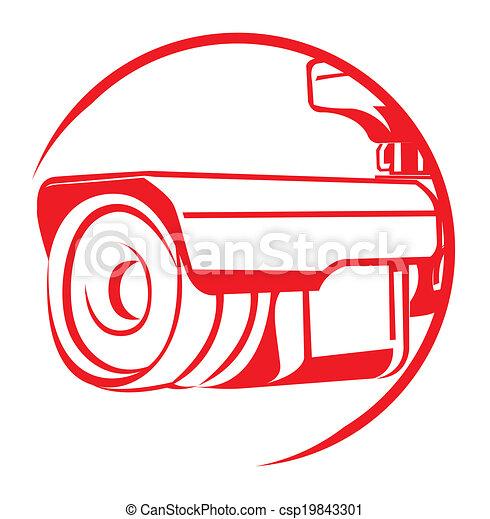 videobeveiliging - csp19843301