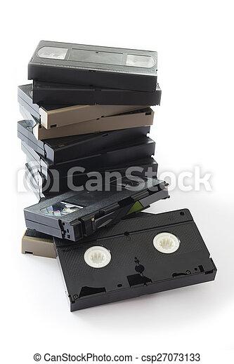 Videocassette - csp27073133