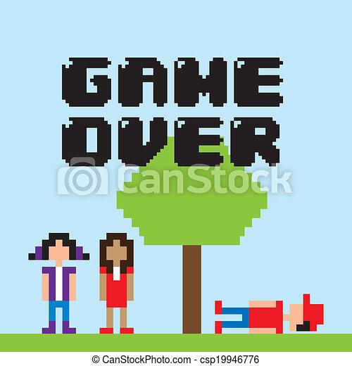 Videogame design - csp19946776