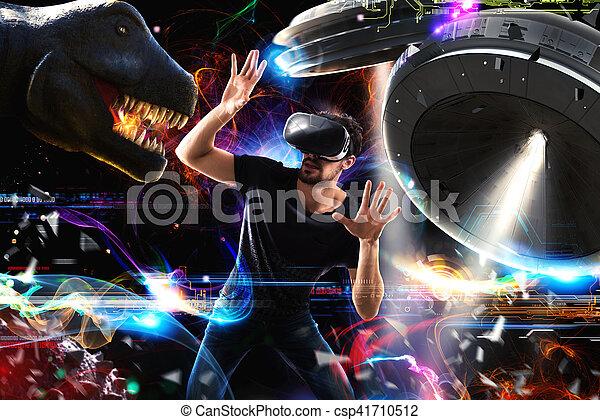 videogames, mondiale - csp41710512