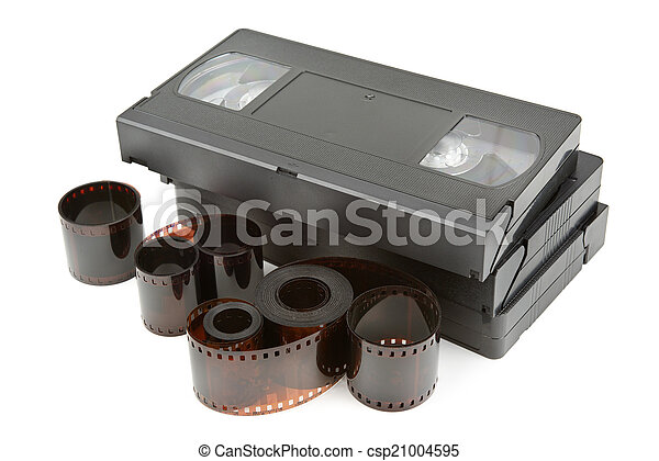 videotapes and film - csp21004595