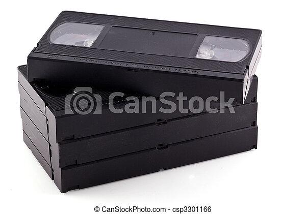 Videotapes. - csp3301166