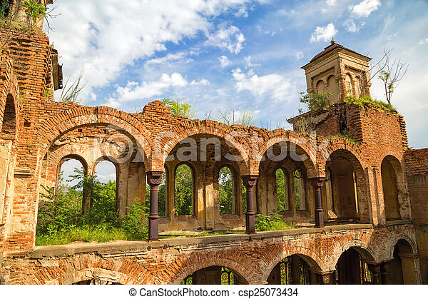 Vidin synagogue - csp25073434
