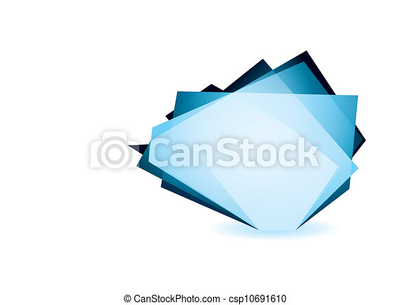 Un cobalto de cristal - csp10691610