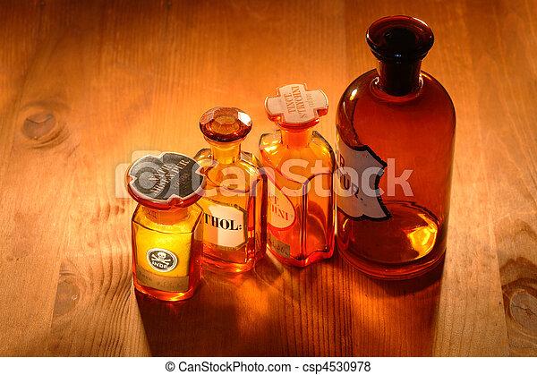 viejo, farmacia - csp4530978