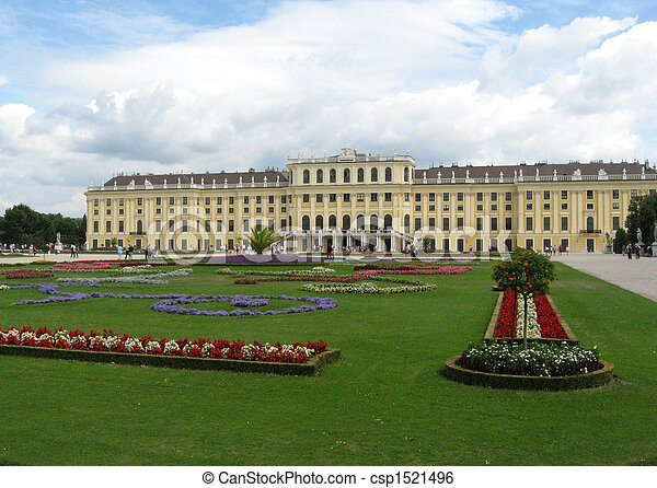 Vienna - csp1521496
