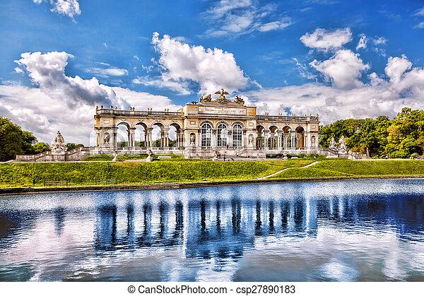Jardins à Vienne Autriche