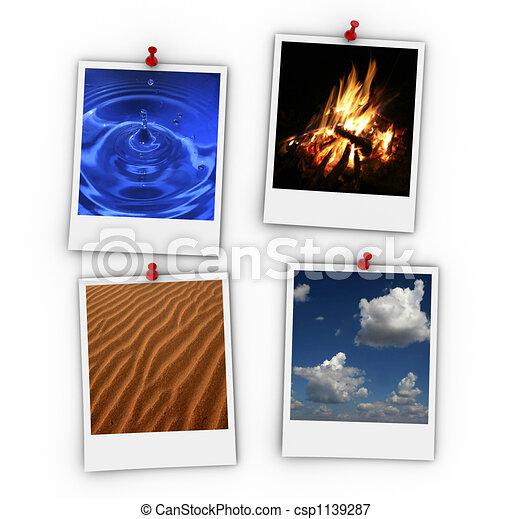 vier elemente - csp1139287