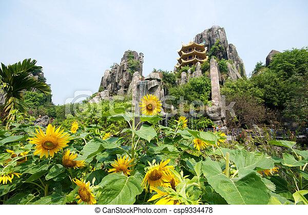 Parque de safaris de Vietnam - csp9334478