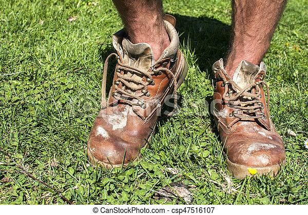 Homme À Aspect Chaussures Noir Derbies Cuir Gemo Lacets kOPuXZi