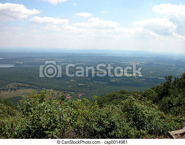 View from Mt. Nebo - csp0014981