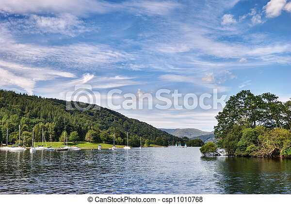 View from the Ferry House, Windermere - csp11010768