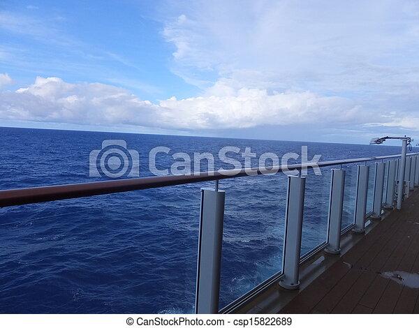 View of Atlantic Ocean - csp15822689