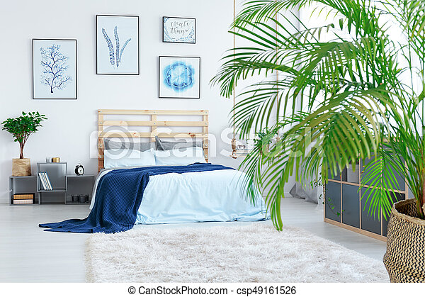 View of bedroom - csp49161526