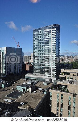 View of Boston - csp22565910