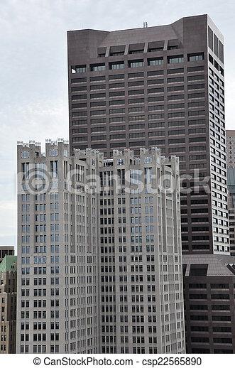 View of Boston - csp22565890