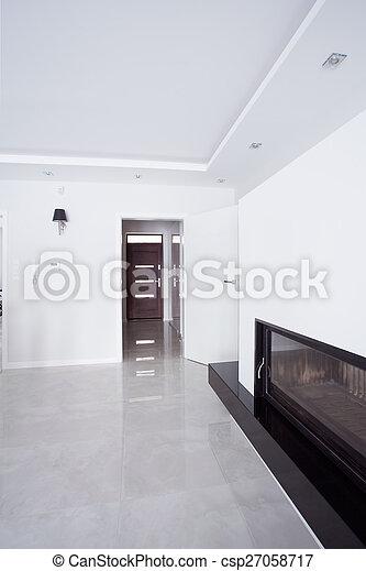 View of hallway - csp27058717