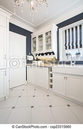 View of kitchen - csp23315660