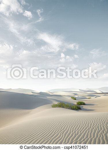 view of nice sands dunes at Sands D - csp41072451
