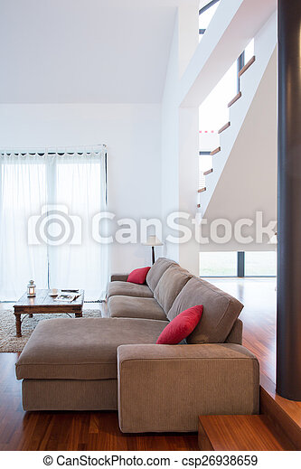 View of sofa - csp26938659