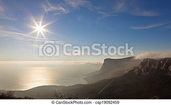 View of the sea - csp19092459
