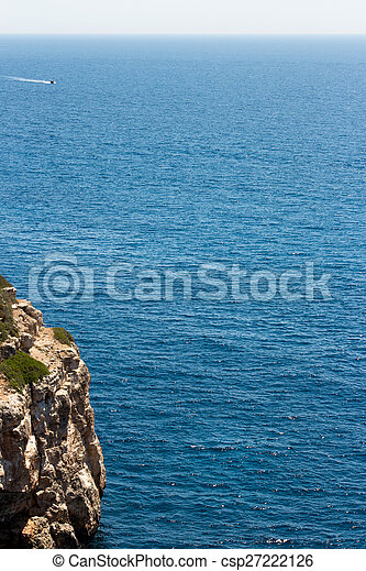 View of the sea - csp27222126