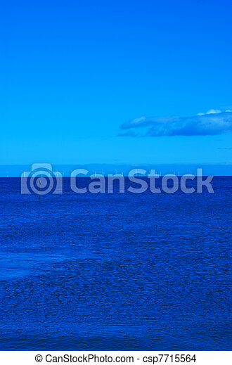 View to Sea - csp7715564