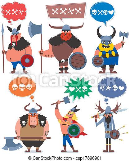 Vikingos - csp17896901
