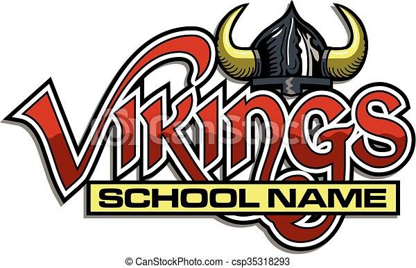 Vikingos - csp35318293