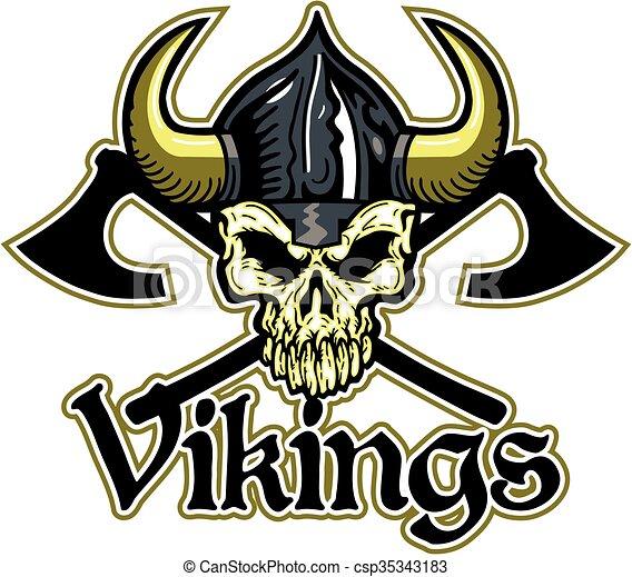 Vikingos - csp35343183